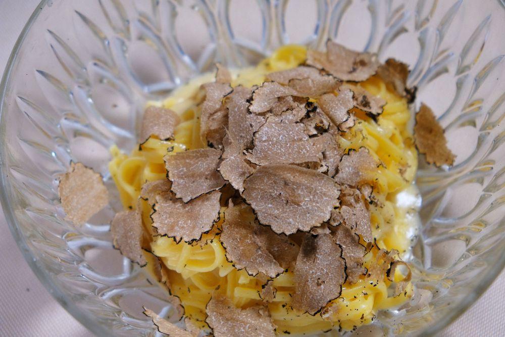 Pasta al Tartufo - Santa Giulia Trattoria - Brescia